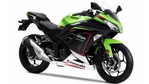 2021 Kawasaki Ninja 300 BS6 Launched In India