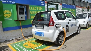 Electric Vehicle Charging Stations Across India