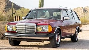 1979 Mercedes-Benz W123 Clocks More Than 12.6 Lakh Km