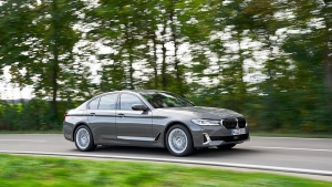 2021 BMW 5 Series Launched In India