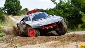 Dakar Rally 2022: Audi RS Q e-Tron Unveiled