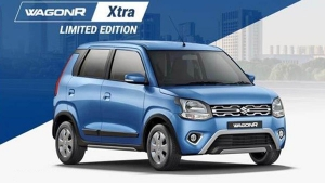 Maruti Suzuki WagonR Xtra Edition Launched In India