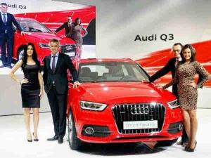 Audi Launches Q3 Premium SUV In Style