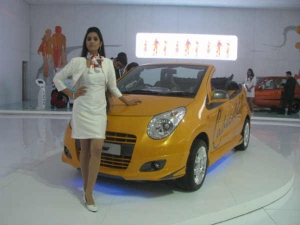 Will Maruti A-Star Convertible Come To Our Roads?