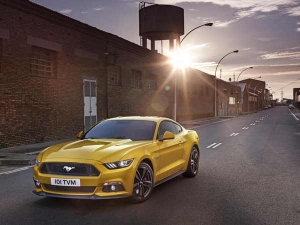 Ford Mustang India Launch Most Likely By 2015-End