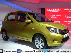 Maruti Suzuki Celerio Diesel Variant Could Launch By Mid-2015