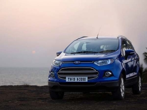 Ford Sells 15,775 Vehicles In India During March, 2015