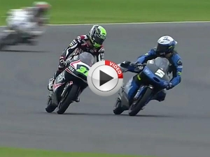 Moto3 Hotheads Fenati & Ajo Go At Each Other During Warm-Up