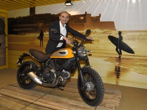 Ducati Scrambler Bookings Commence & Deliveries Begin In May, 2015