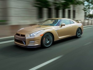 Nissan GT-R 45th Anniversary Gold Edition: Just 45 To Be Made