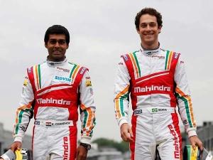 Mahindra Formula E India Vs Brazil In An Epic Battle