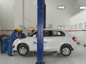 Maruti Suzuki Gives 2100 Youngsters Automotive Training Annually