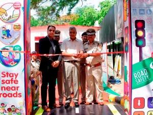 Honda Road Safety Summer Camp With Delhi Traffic Police Kicks Off