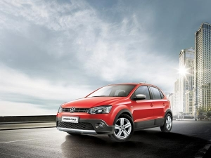 Volkswagen Cross Polo To Get A Facelift Soon In India