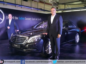 Mercedes-Benz S600 Guard Launched: Price, Specs, Features & More