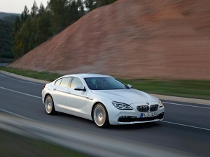 BMW 6 Series Gran Coupe Launching In India On 29th May