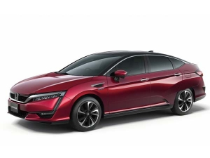 Honda Clarity Fuel Cell Vehicle Unveiled At Tokyo Motor Show