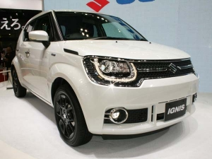 Upcoming Suzuki Ignis (Compact SUV) Unveiled At Tokyo Motor Show