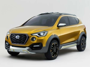 Upcoming Datsun Go Crossover Showcased At 2015 Tokyo Motor Show