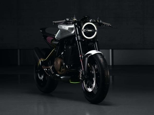 Husqvarna 701 Vitpilen Concept Roadster Unveiled At EICMA — Images