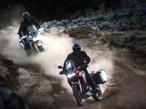 Honda Africa Twin Showcased At EICMA — Images