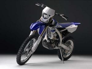 Yamaha Unveils WR450F Enduro Motorcycle At 2015 EICMA