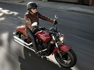 Indian Scout Sixty Cruiser Launched At EICMA