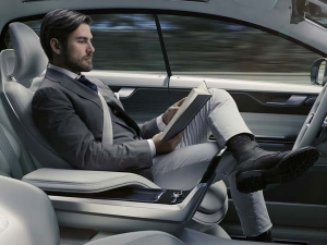 Volvo Concept 26: The Relaxed Future Commute - Images