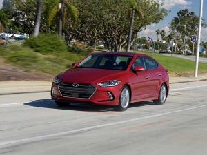Hyundai Elantra [2017 Model] Unveiled At LA Auto Show
