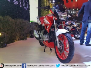 Hero Xtreme 200 S Makes Surprise Debut At Auto Expo 2016