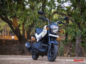 Honda Navi First Ride: It's Never Too Late To Navigate