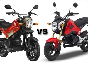 Honda Navi vs Grom: Why Didn't The Grom Come To India?
