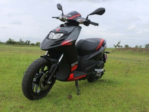 Aprilia SR150 MotoScooter Review — Is it Worth Buying?