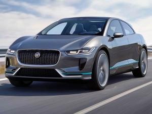 Jaguar Unveils A 395bhp Electric SUV — The Jaguar I-PACE