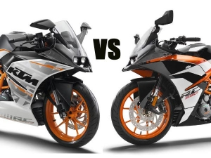 KTM RC 390 New vs Old — What Has Changed