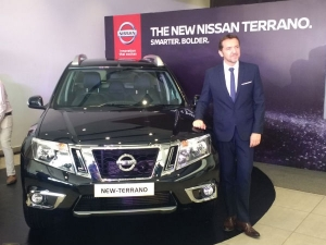 Nissan Terrano Facelift Launched In India; Prices Start At Rs 9.99 Lakh