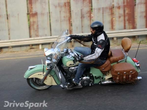 Indian Chief Vintage: First Ride Review