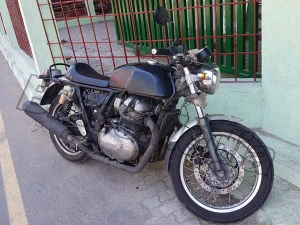 Siddhartha Lal: Royal Enfield 750cc Continental GT Will Be Highway Worthy — The Perfect Cruiser?