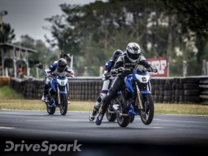 TVS Racing Joins Forces With R.A.C.R For TVS Ladies One-Make Race