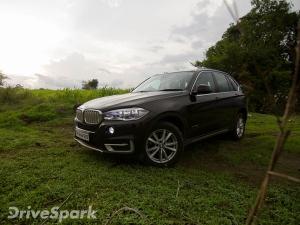 BMW X5 xDrive30d: First Drive Review
