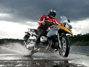 Everything You Need To Know About Riding In The Rain