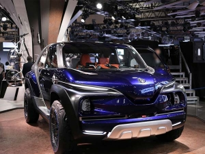 2017 Tokyo Motor Show: Yamaha Unveils Cross Hub Concept