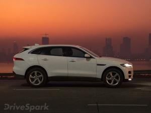 Jaguar F-Pace First Drive Review