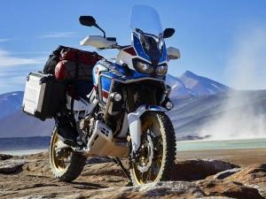 EICMA 2017: Honda Africa Twin Adventure Sports Unveiled