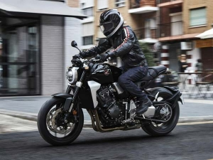 EICMA 2017: Honda CB1000R Unveiled