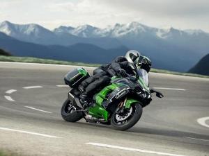 EICMA 2017: Kawasaki Ninja H2 SX And SX SE Revealed