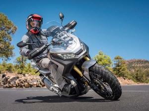 EICMA 2017: 2018 Honda X-ADV Revealed