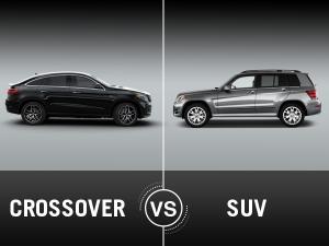 SUV Vs. Crossover Comparison — We Explain The Differences