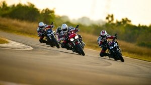 California Superbike School India In Partnership With Triumph Concludes 2018 Sessions