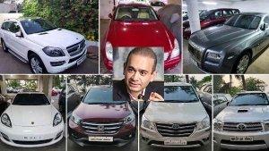 Nirav Modi's Seized Rs 10 Crore Car Collection Revealed - Rolls-Royce, Porsche Panamera & More